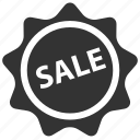 badge, sale icon