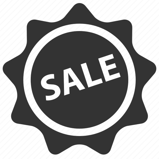 badge, sale icon