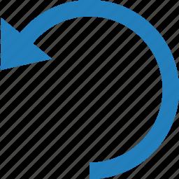 action, arrow, redo, reload, renew icon
