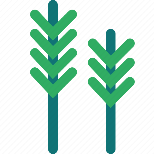 grass, green, nature, park, plant, weed icon