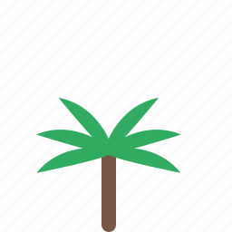 banana, garden, nature, park, plant, tree icon