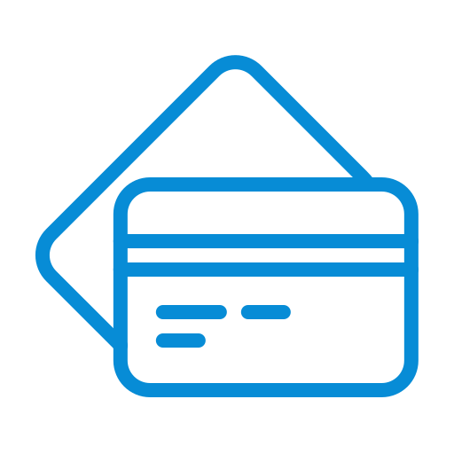 card, credit, method, pay, payment, purchase icon