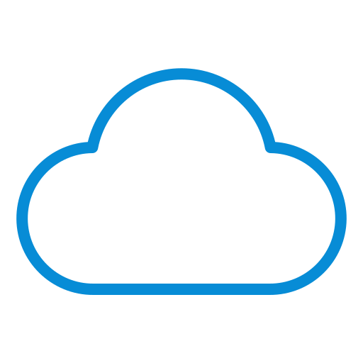 Cloud, forecast, icloud, server, storage, weather icon - Free download