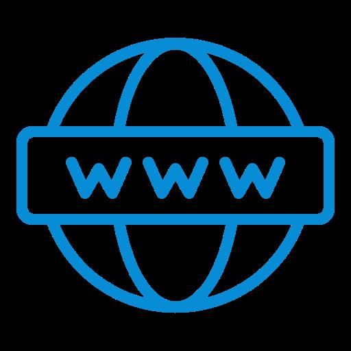 address, globe, internet, network, site, web, www icon