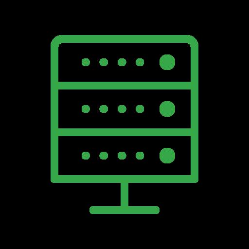 cloud, data, data center, proxy, server, storage, web icon