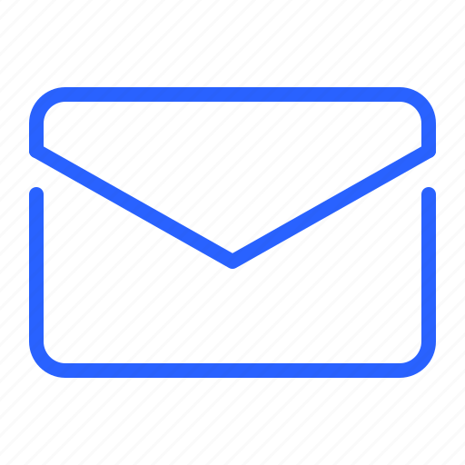 Email, inbox, letter, mail icon - Download on Iconfinder