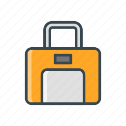 bag, holiday, luggage, travel, vacation icon