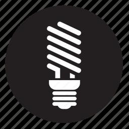 energysaver, lightbulb icon