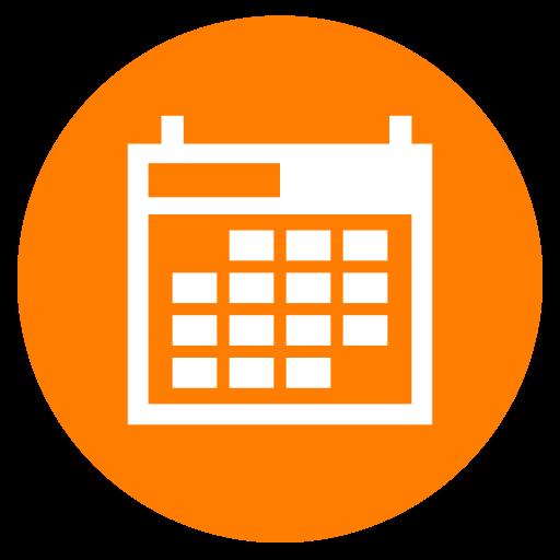 calendar, calender, date icon