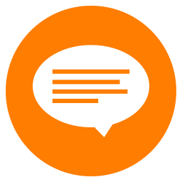 bubble, chat, contact, speech icon