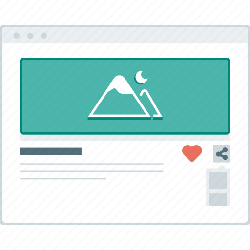 article, browser, layout, page, website, wireframe, workflow icon