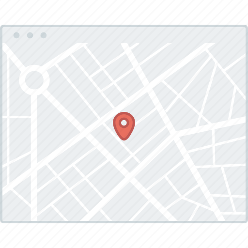 browser, layout, location, page, website, wireframe, workflow icon