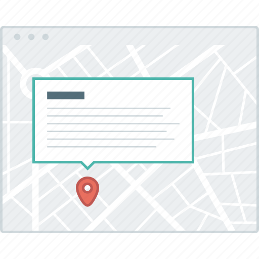browser, details, layout, location, page, website, wireframe icon