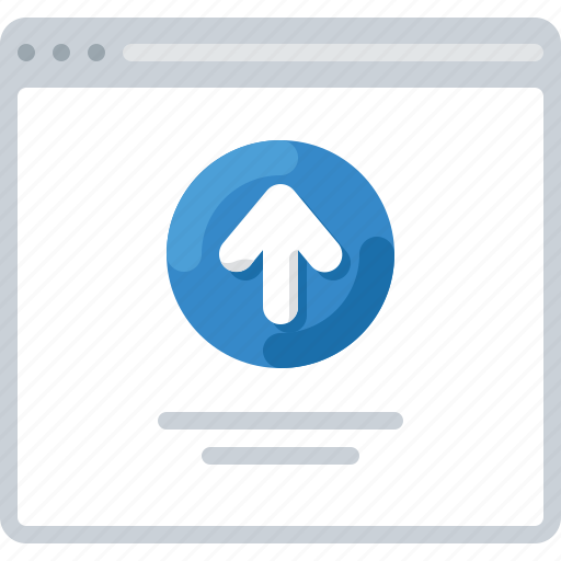 Arrow, flowchart, sitemap, upload, web icon - Download on Iconfinder