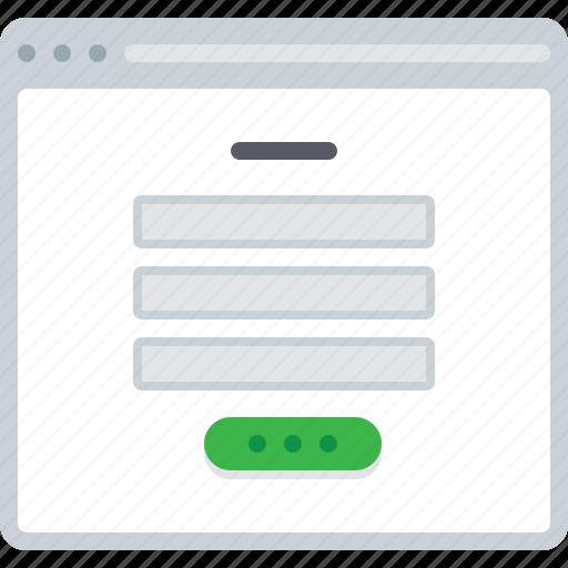Flowchart, form, registration, signin, sitemap, web icon - Download on Iconfinder