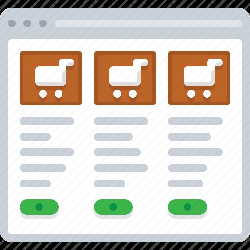Ecommerce, flowchart, goods, shop, sitemap, web icon - Download on Iconfinder