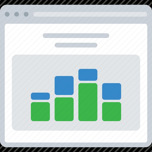 chart, flowchart, graph, sitemap, stat, web icon