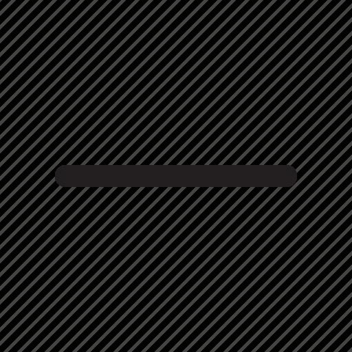 Delete, minus, view, zoom icon - Download on Iconfinder