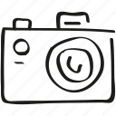 camera, photo, photography icon icon