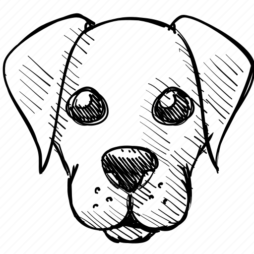 animal, dog, fido, pet, pup, puppy icon