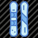 board, extreme, ski, snowboard, sport