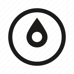 compass, direction, north icon