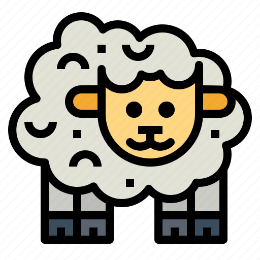 Animals, farming, mammals, sheep icon - Download on Iconfinder
