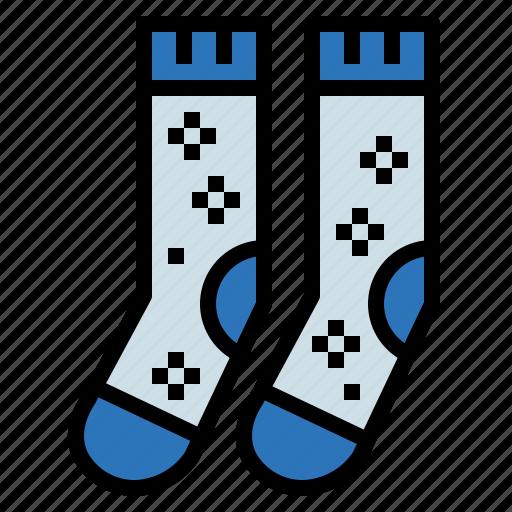 Clothing, fashion, feet, socks icon - Download on Iconfinder