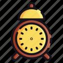 clock, night, rest, sleep, sleeping icon