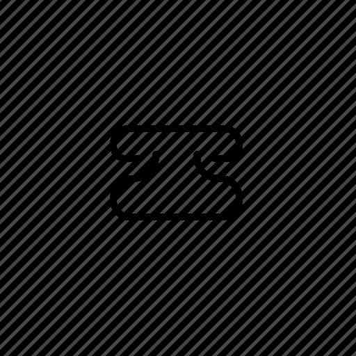 Phone, slim icon - Download on Iconfinder on Iconfinder