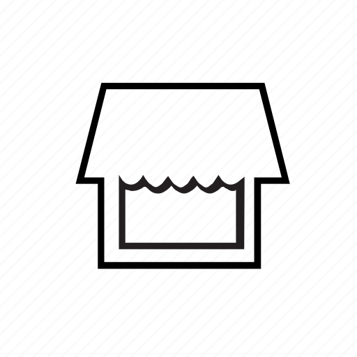 ecommerce, home, house, shop, store icon