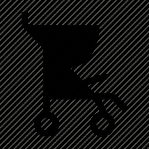 baby, care, newborn, stroller, umbrella icon