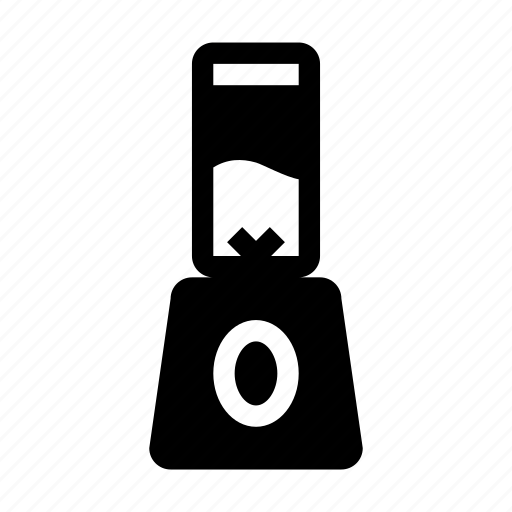blender, juice, mixer, personal, small icon