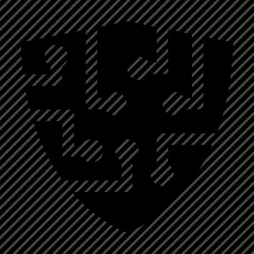 antivirus, internet, protection, security, shield icon