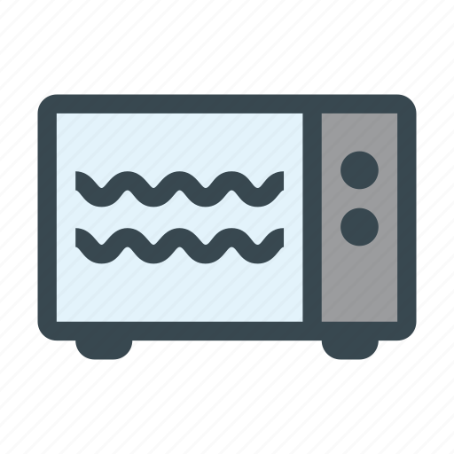 appliance, cooking, microwave, oven icon
