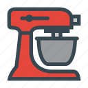appliances, beater, blender, electric, mixer icon