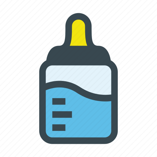 Baby, bottle, feeding, milk icon - Download on Iconfinder
