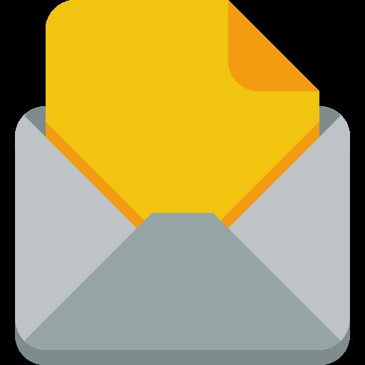 enveloppe, letter icon