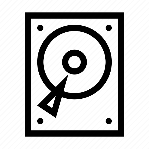 data, disk, drive, hard, save, storage icon