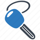 key, lock, master key, open, secure icon