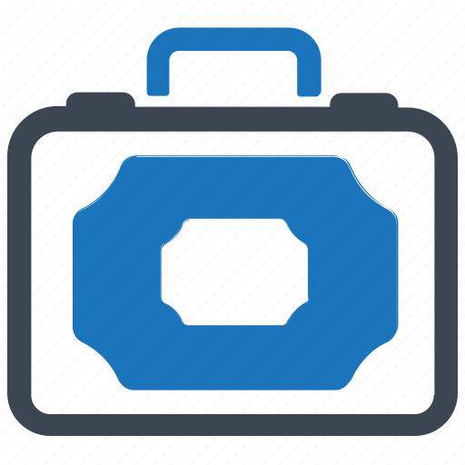 bag, briefcase, business services, portfolio, suitcase icon