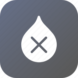 city, dirty, purify, risk, smart, waste, water icon
