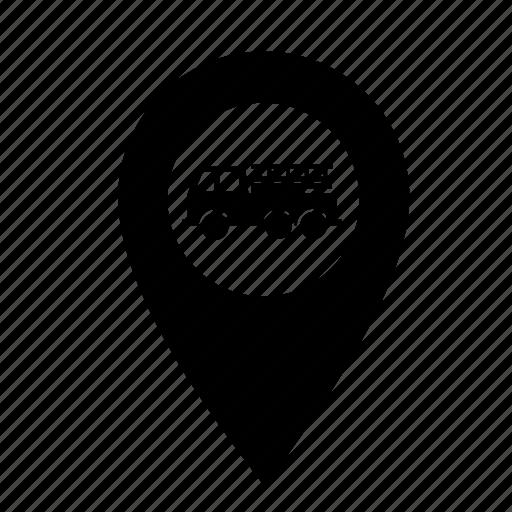 fire map, firebridget, pin, smart city icon
