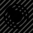 sensor, smart city icon