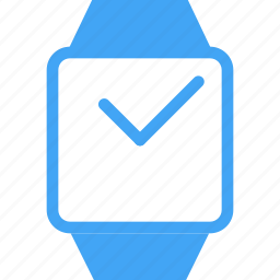 clock, device, smart watch, time, watch icon
