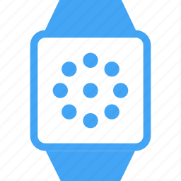 clock, device, network, smart watch, time, watch icon
