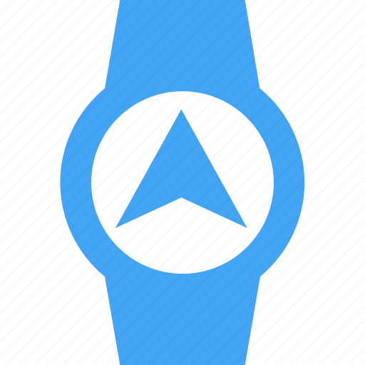 airplane, clock, device, navigation, send, smart watch, watch icon