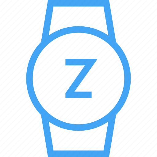 Clock, watch, smart watch, device, time, snooze icon - Download