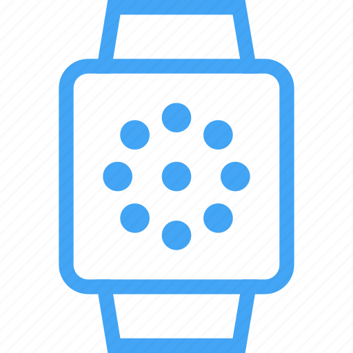 clock, device, network, smart watch, watch icon