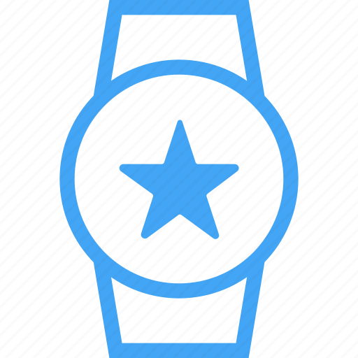Device, favorite, smart watch, star, watch icon - Download on Iconfinder